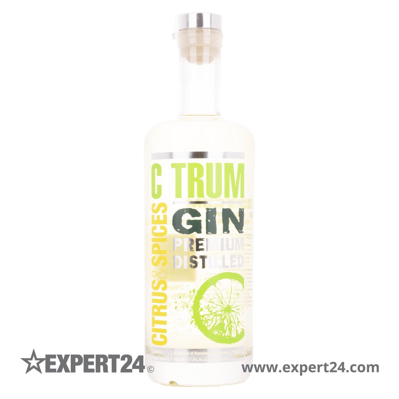 Citrum Gin Premium Distilled Citrus Spices 40 Vol 0 7l