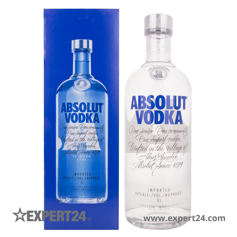 Absolut Vodka Big Bottle